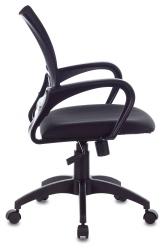 Кресло Бюрократ CH-695N черный TW-01 Neo Black сетка/ткань крестовина пластик