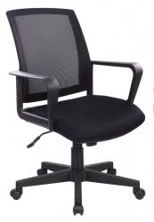 Кресло Бюрократ CH-498 черный сиденье черный TW-11 сетка/ткань крестовина пластик
