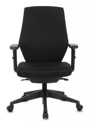 Кресло Бюрократ CH-545/1D черный 38-418 крестовина пластик