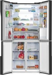 Холодильник Maunfeld MFF181NFB черный