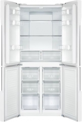 Холодильник Maunfeld MFF181NFW белый
