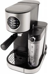 Кофеварка эспрессо Polaris PCM 1530AE Adore Cappuccino нержавеющая сталь/черный