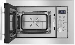 Микроволновая печь Maunfeld XBMO202S 20л. 800Вт нержавеющая сталь (встраиваемая)