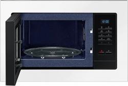 Микроволновая печь Samsung MS20A7013AL/BW черный (встраиваемая)