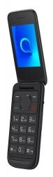 Мобильный телефон Alcatel 2053D OneTouch белый раскладной 2Sim 2.4
