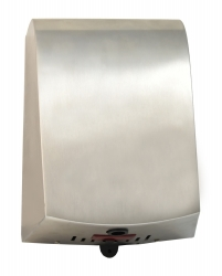 Сушилка для рук Puff -8950 1000Вт хром