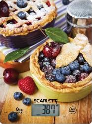 Весы кухонные электронные Scarlett SC-KS57P59 макс.вес:8кг рисунок
