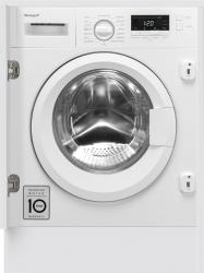 Стиральная машина Weissgauff WMI 6148 D класс:A+++ загрузка до 8кг отжим:1400об/мин белый