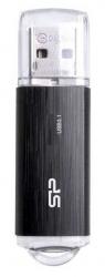 Флеш Диск Silicon Power 256Gb Blaze B02 SP256GBUF3B02V1K USB3.1 черный