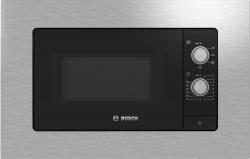 Микроволновая печь Bosch BFL620MS3 20л. 800Вт нержавеющая сталь/черный (встраиваемая)