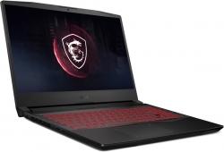 Ноутбук MSI Pulse GL66 11UCK-423XRU Core i7 11800H/8Gb/SSD512Gb/NVIDIA GeForce RTX 3050 4Gb/15.6