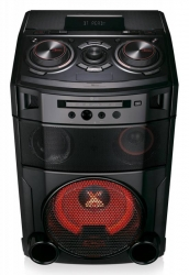 Микросистема LG OM7550K черный