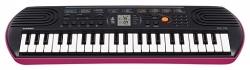 Синтезатор Casio SА-78 44клав. розовый