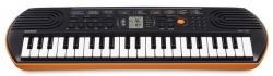 Синтезатор Casio SА-76 44клав. оранжевый