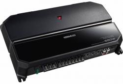 Усилитель автомобильный Kenwood KAC-PS404 четырехканальный
