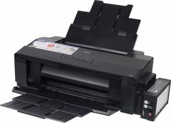 Принтер струйный Epson L1800 (C11CD82402) черный