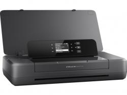 Принтер струйный HP OfficeJet 202 (N4K99C) черный