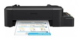 Принтер струйный Epson L120 (C11CD76302) черный