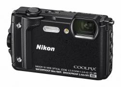 Фотоаппарат Nikon CoolPix W300 черный 16Mpix Zoom5x 3 4K 473Mb SDXC/SD/SDHC CMOS 1x2.3 5minF HDMI/KPr/DPr/WPr/FPr/WiFi/EN-EL19