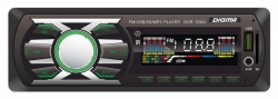 Автомагнитола Digma DCR-300G