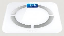 Весы напольные электронные Medisana BS 430 Connect белый