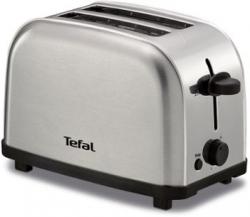 Тостер Tefal TT330D30 серебристый/черный
