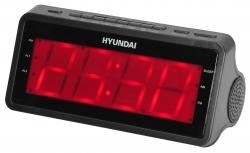 Радиобудильник Hyundai H-RCL140 черный