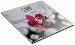 Весы напольные электронные Redmond RS-733 серый/орхидея