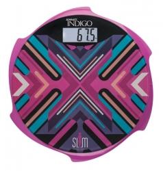 Весы напольные электронные Scarlett IS-BS35E601 пурпурный
