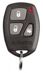 Автосигнализация Alligator A-1s без обратной связи брелок без ЖК дисплея
