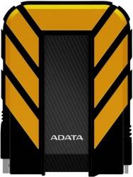 Жесткий диск A-Data USB 3.0 1Tb AHD710P-1TU31-CYL HD710P DashDrive Durable 2.5 черный/желтый