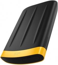 Жесткий диск Silicon Power USB 3.0 1Tb SP010TBPHDA65S3K A65 Armor 2.5 черный