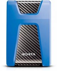 Жесткий диск A-Data USB 3.1 1Tb AHD650-1TU31-CBL DashDrive Durable 2.5 синий