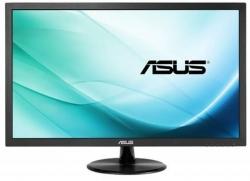 Монитор Asus VP228DE черный