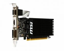 Видеокарта MSI GT 710 2GD3H LP nVidia Ret low profile