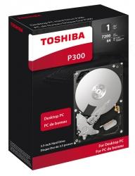 Жесткий диск Toshiba 1Tb HDWD110EZSTA P300 Rtl