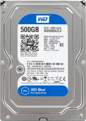 Жесткий диск WD 500Gb WD5000AZLX Blue