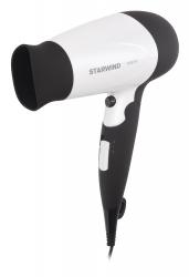 Фен Starwind SHT4517 темно-коричневый/белый