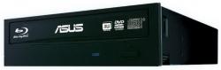 Привод Blu-Ray-RW Asus BW-16D1HT/BLK/G/AS черный SATA внутренний RTL