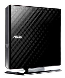 Привод DVD-RW Asus SDRW-08D2S-U LITE/DBLK/G/AS черный USB внешний RTL