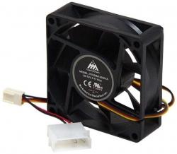 Вентилятор Glacialtech IceWind GS7025 70x70x25mm 3-pin 4-pin (Molex)31dB Bulk