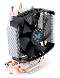 Устройство охлаждения(кулер) Zalman CNPS5X PERFORMA Soc-FM1/AM2/AM2+/AM3/775/1150/1155/1156/939/ 4-pin 20-32dB Al+Cu 320gr Ret