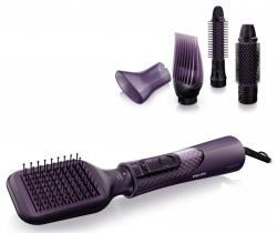 Фен-щетка Philips HP8656/00 фиолетовый