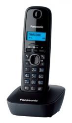Р/Телефон Dect Panasonic KX-TG1611RUH серый АОН