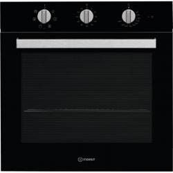 Духовой шкаф Электрический Indesit IFW 6530 BL черный