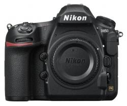 Зеркальный Фотоаппарат Nikon D850 body черный 45.7Mpix 3 4K 4K SDXC Li-ion (без объектива)