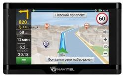 Навигатор Автомобильный GPS Navitel E500 Magnetic