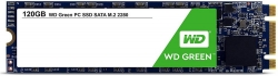Накопитель SSD WD 120Gb WDS120G2G0B WD Green M.2
