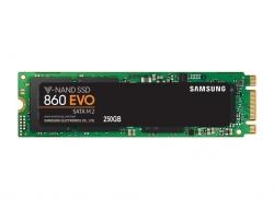 Накопитель SSD Samsung 250Gb MZ-N6E250BW 860 EVO M.2