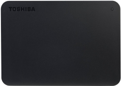 Жесткий диск Toshiba USB 3.0 1Tb HDTB410EK3AA Canvio Basics 2.5 черный
